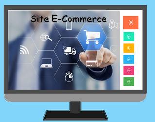 Votre site de vente en ligne - Ecommerce