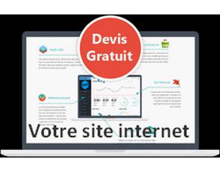 Devis en ligne pour votre site web